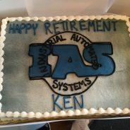 Happy Trails Ken!
